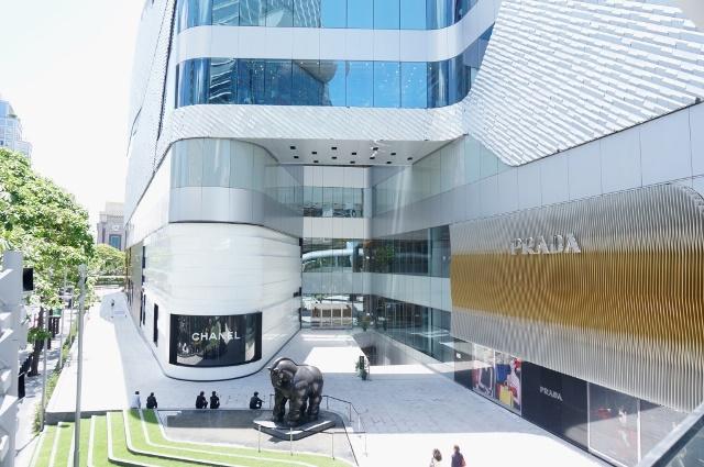 乱立 バンコクの商業施設