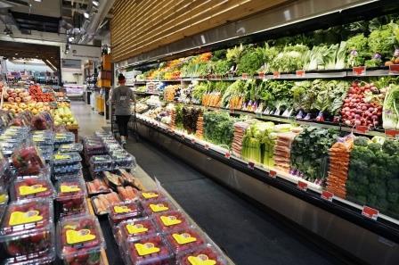 米国スーパーマーケット業界は、野菜推し!