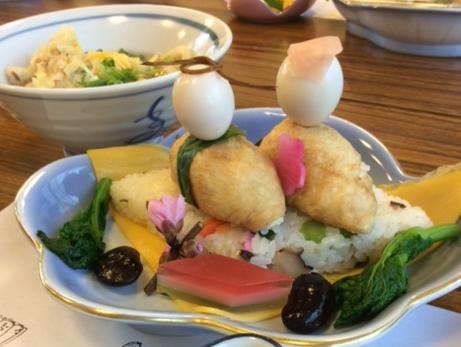sweets-deli研究会 季節外れの桃の節句