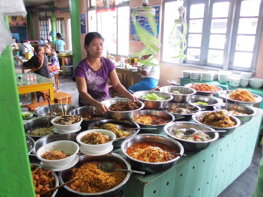 世界の子育て、食育て ミャンマー編