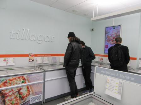 フランスの冷凍食品専門スーパー、ピカール路面店第一号開店!