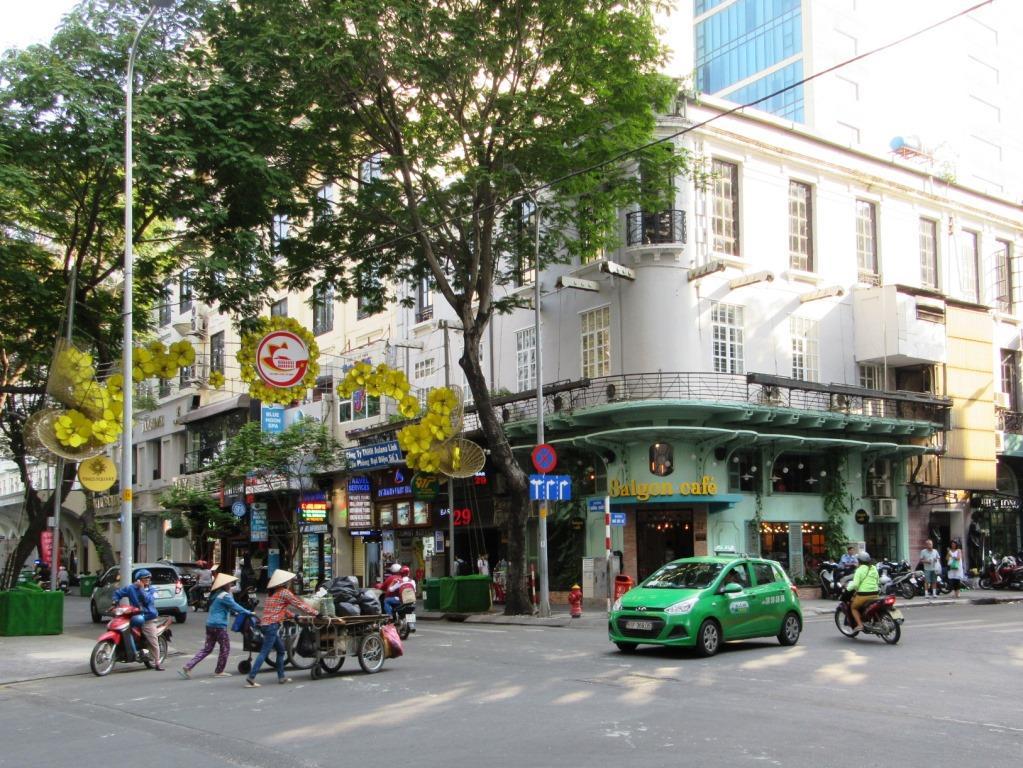 ベトナム イオンモールは家族連れであふれる