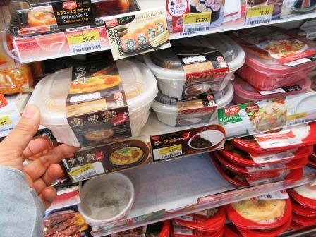 加速度的に進む惣菜のロングライフ化  2017Bangkok