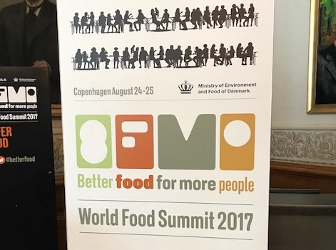 WORLD FOOD SUMMIT 2017 Copenhagen