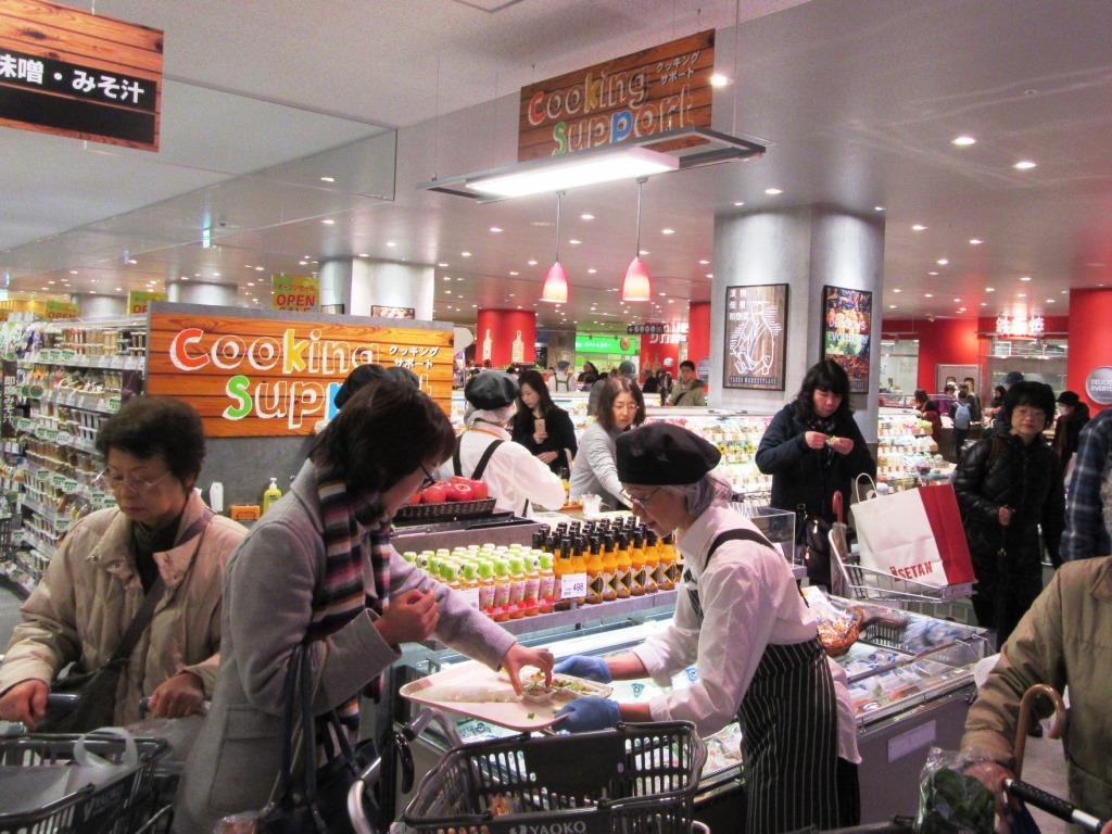 マーケットインで、惣菜と生鮮で攻める食品スーパー