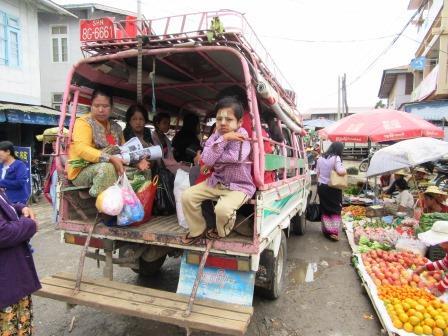 ミャンマーも、子どもは二人で十分