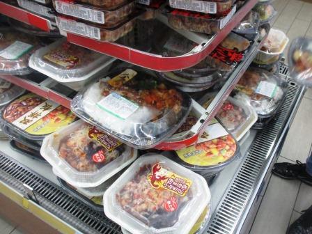 中国のコンビニは、できたてホカホカ食べ物で勝負