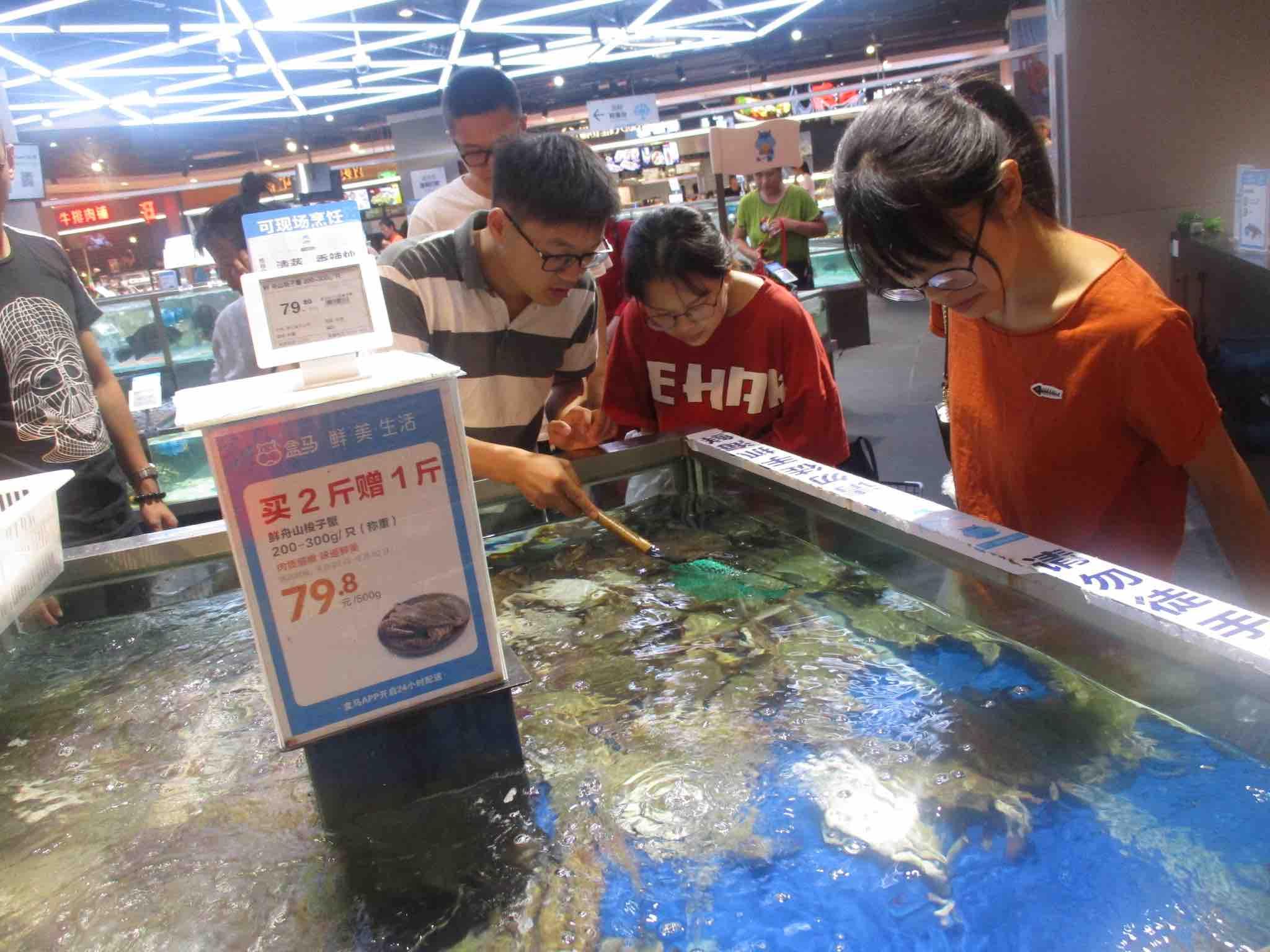 未来の買い物「新小売」を北京で体験!