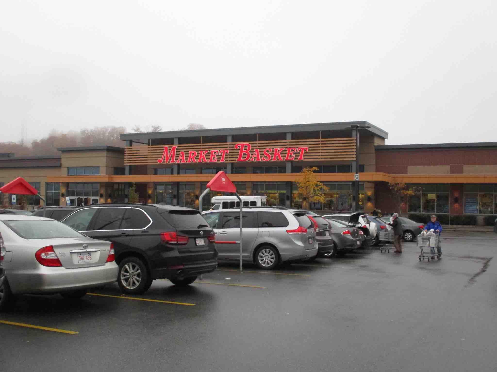 奇跡のスーパーマーケット Market Basket