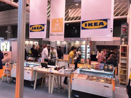 IKEAが業務用食品市場へアプローチ