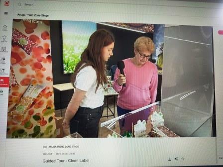 ドイツ食品展示会ANUGAから